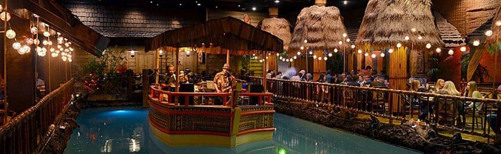 Fairmont Hotel Tonga Room