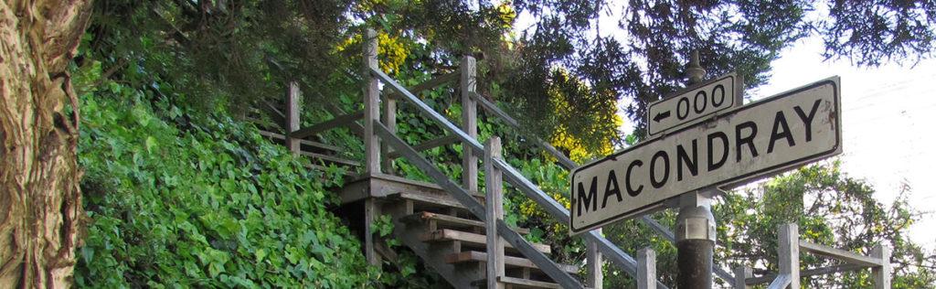 Russian Hill Stairway Walk